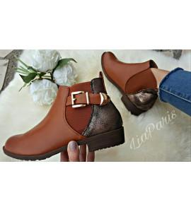 Boots scintillante